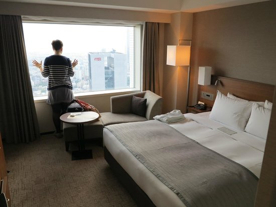 Hotel Century Southern Tower: chambre