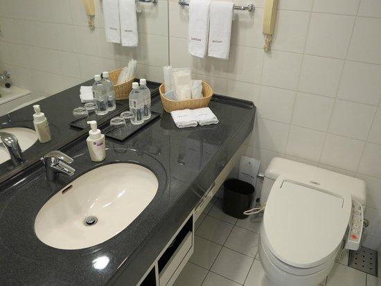 Hotel Century Southern Tower: salle de bain