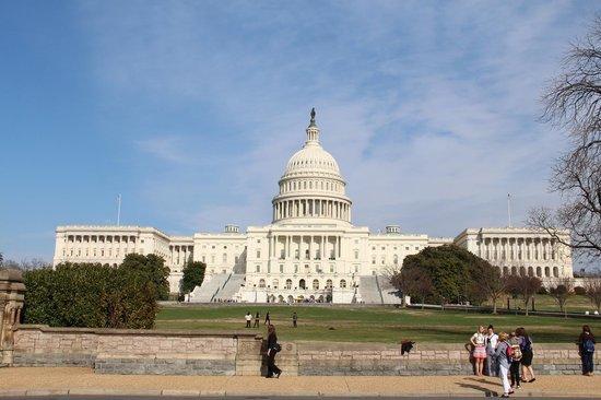 Capitol Hill: Капитолий
