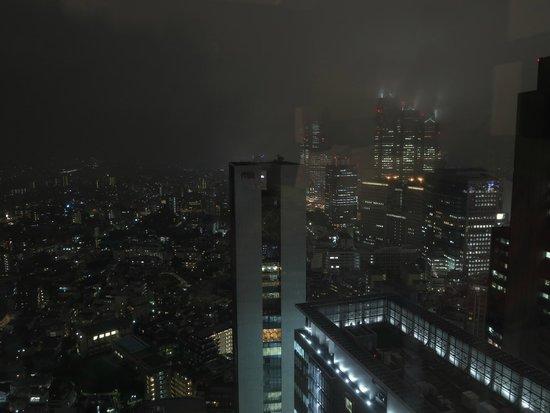 Hotel Century Southern Tower: vue de la chambre au 35 etage