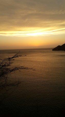 Playa Grande: Atardecer Taganga