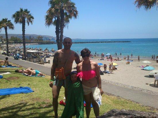 Marylanza Suites & Spa: La playa