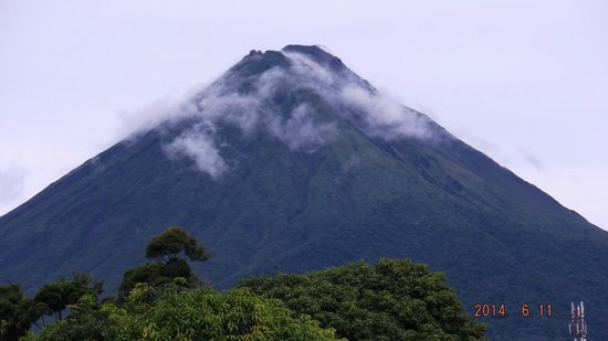 Hotel Monte Real : Volcano
