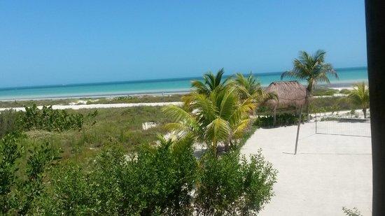 Villas HM Paraiso del Mar: Desde nuestra terraza