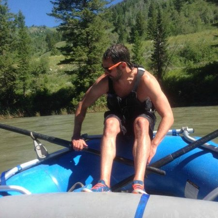 Barker-Ewing Whitewater: Alex, The Guide