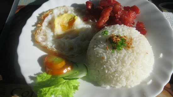 Tagaytay Wingate Manor: free breakfast included
