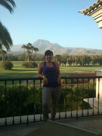 Marylanza Suites & Spa: Mis vistas desde la habitación