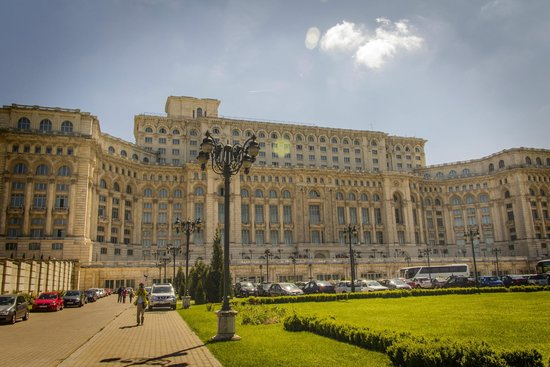 Palace of Parliament: парламент