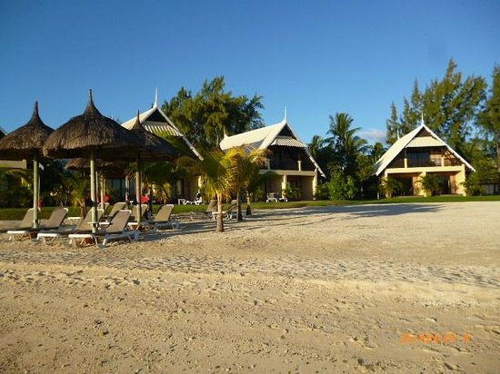 Preskil Beach Resort: vu de la plage