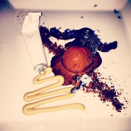 Katikies Hotel: What a dessert!