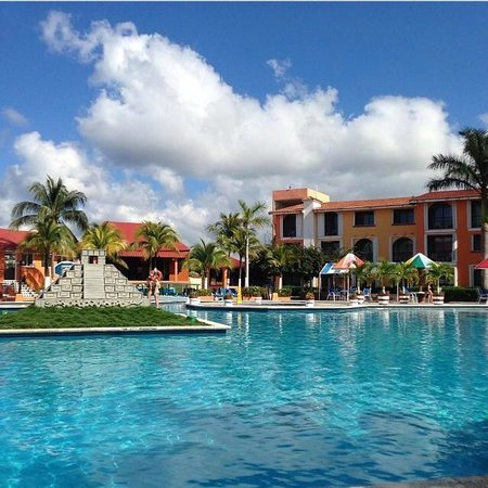 Hotel Cozumel and Resort: View I had everyday!!