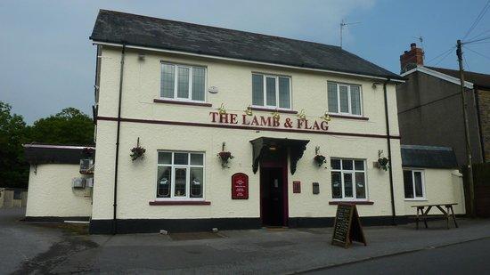 The Lamb & Flag Inn