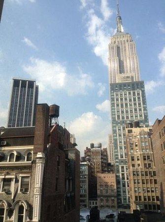 Ace Hotel New York: vistas desde mi habitacion