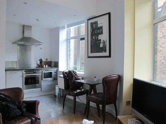 196 Bishopsgate: the apartment