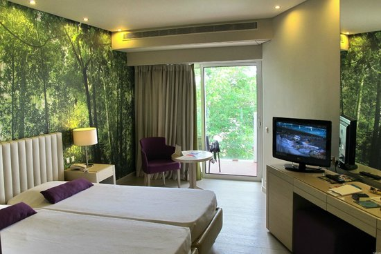 Eden Roc Resort Hotel & Bungalows : Номер Эдем