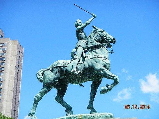 Joan of Arc: Glory and Power