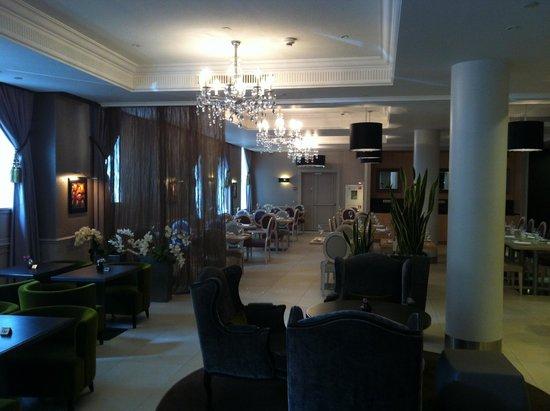Mercure Arbat Moscow: Бар и ресторан для завтрака