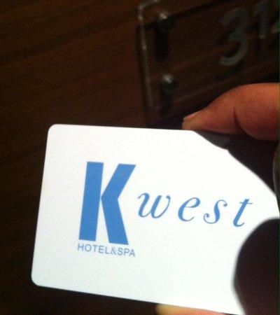K West Hotel & Spa : .