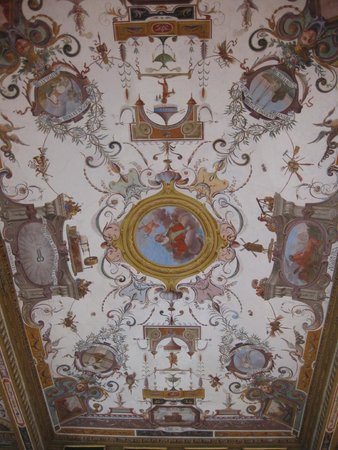 Galería de los Uffizi: Галерея Уфицци