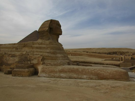 Aqua Blue Sharm Excursions - Day Tours: Sphinx