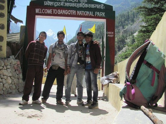 Uttarkashi, Индия: Gangotri national park