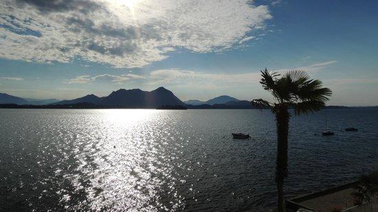 Hotel Rigoli : Morning view.