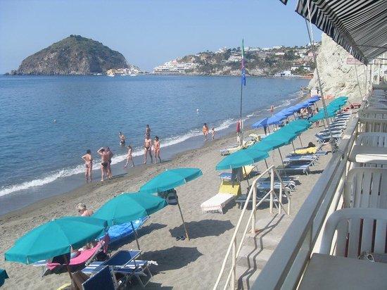 Hotel Vittorio : spiaggia