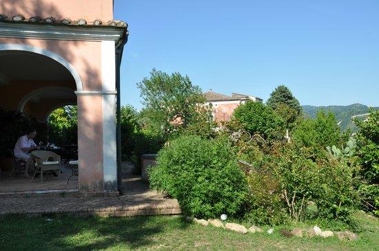 """La Vecchia Quercia: Het """"grote huis"""""""