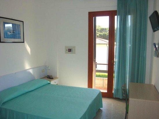 Mirage Hotel: una camera matrimoniale