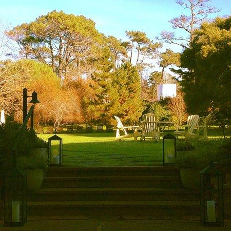 Hotel L'Auberge : Jardim