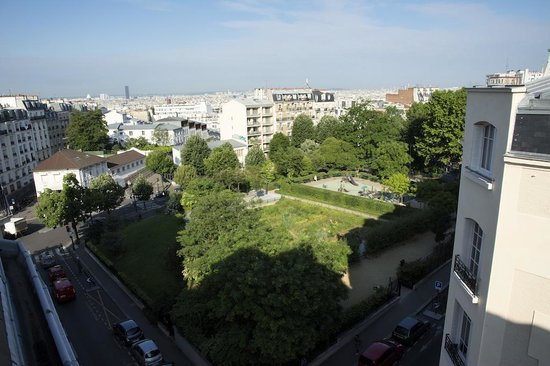 Nadaud Hôtel : View