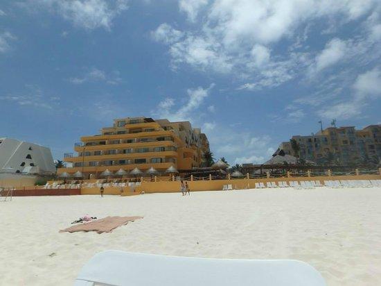 Fiesta Americana Condesa Cancun All Inclusive: Beautiful exterior