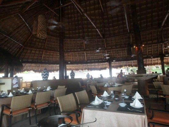 Fiesta Americana Condesa Cancun All Inclusive: Loved the Asian Restaurant best!