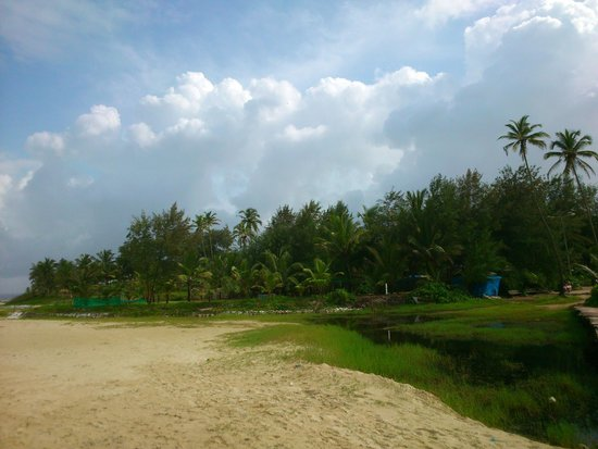 Royal Orchid Beach Resort & Spa, Goa: sep27 /2013