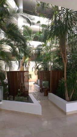 Azia Resort & Spa : холл отеля