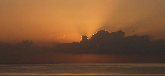 Elpida Beach Studios : Sun up from Elpida