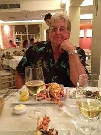 Bistrot Caraibes : Me and my Lobster Thermidor
