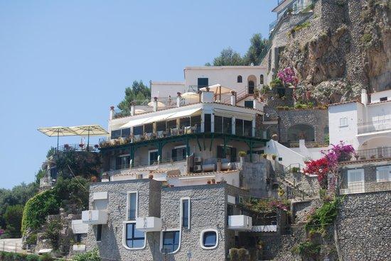 Hotel Onda Verde: Hotel, etc from Beach Area