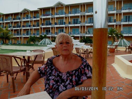 Meliá Las Antillas: mary