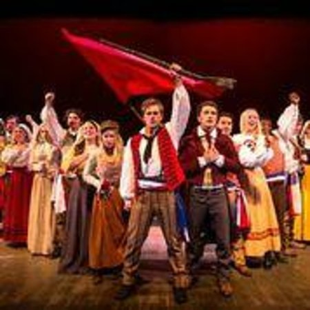 Rocky Mountain Repertory Theatre : Les Miserables at RMRT 6/13 through 8/23/2014
