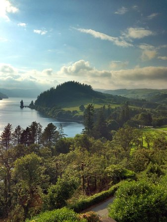 Lake Vyrnwy Hotel & Spa : Room view