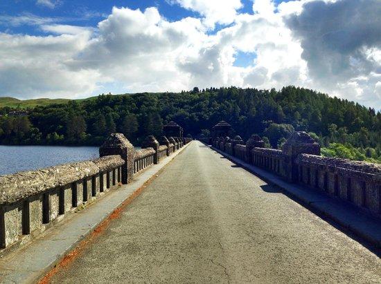 Lake Vyrnwy Hotel & Spa : The Dam