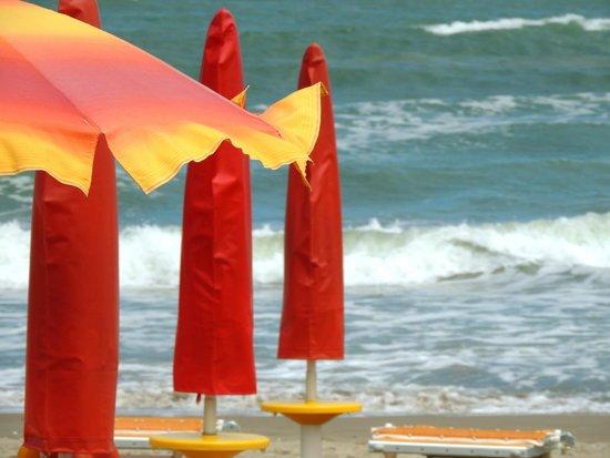 Bagno Kamala : spiaggia