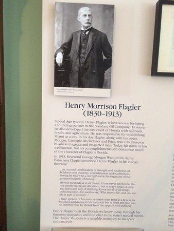 Henry Morrison Flagler Museum: History