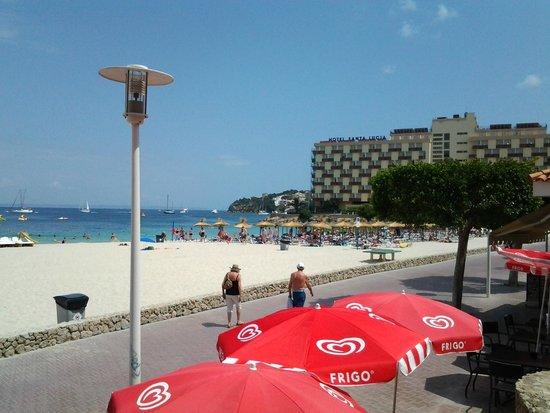 Sol Beach House Mallorca: le bord de mer