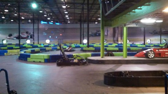 Andretti Indoor Karting And Games Roswell All You Need