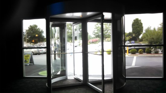 Andretti Indoor Karting and Games: Entrance/Exit