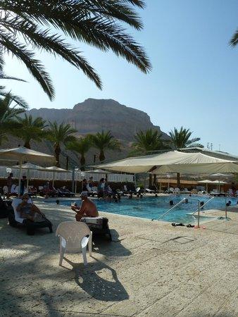 Hotel Spa Club Dead Sea : Swimming pool