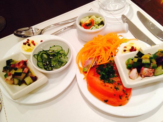 Wish Resort Foz do Iguacu: Some of the buffet food on offer