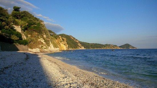 Residence Capo Bianco : Spiaggia